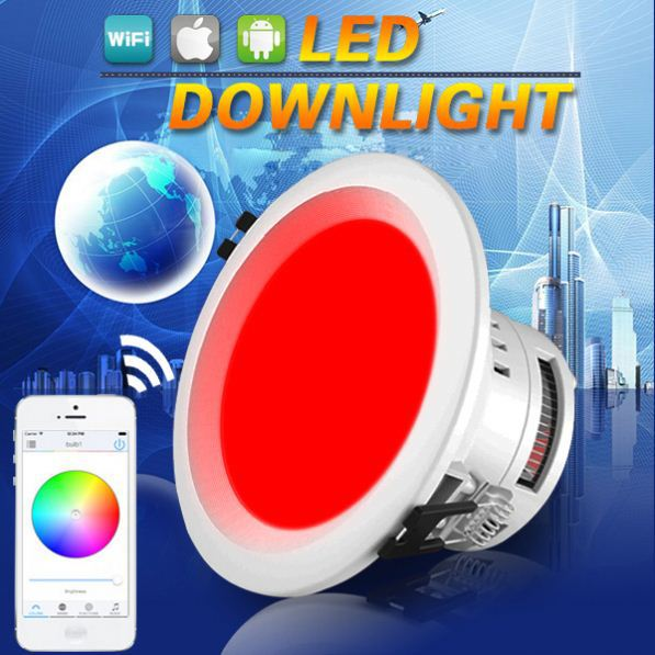 swimming pool light wifi led downlight