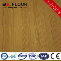 12mm thickness AC3 Small Embossed oak walnut color 268
