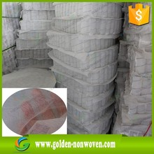 white 160cm width 25m/roll pp spunbond non woven for disposable fabric spring pocket material