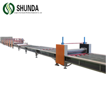longer life time magnesium oxide building board production machinery