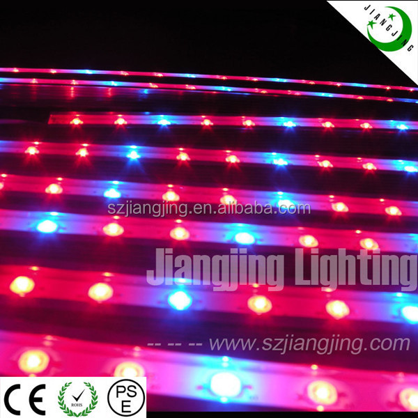 high power red blue orange green white yellow viole Emitting Color led grow light