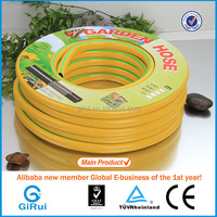 Working pressure 5-12bar food grade reinforced hose/clear braided hose