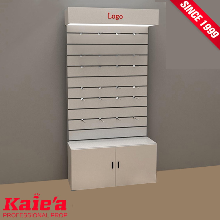 retail store wood storage cabinet small drawer for mobile phone shop
