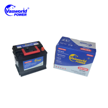 Automobiles Korean car battery 12v 62ah korea technology car battery