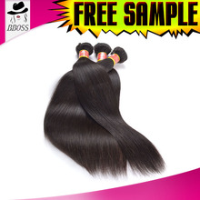 Hot selling best quality indian temple hair, best price virgin import indian hair