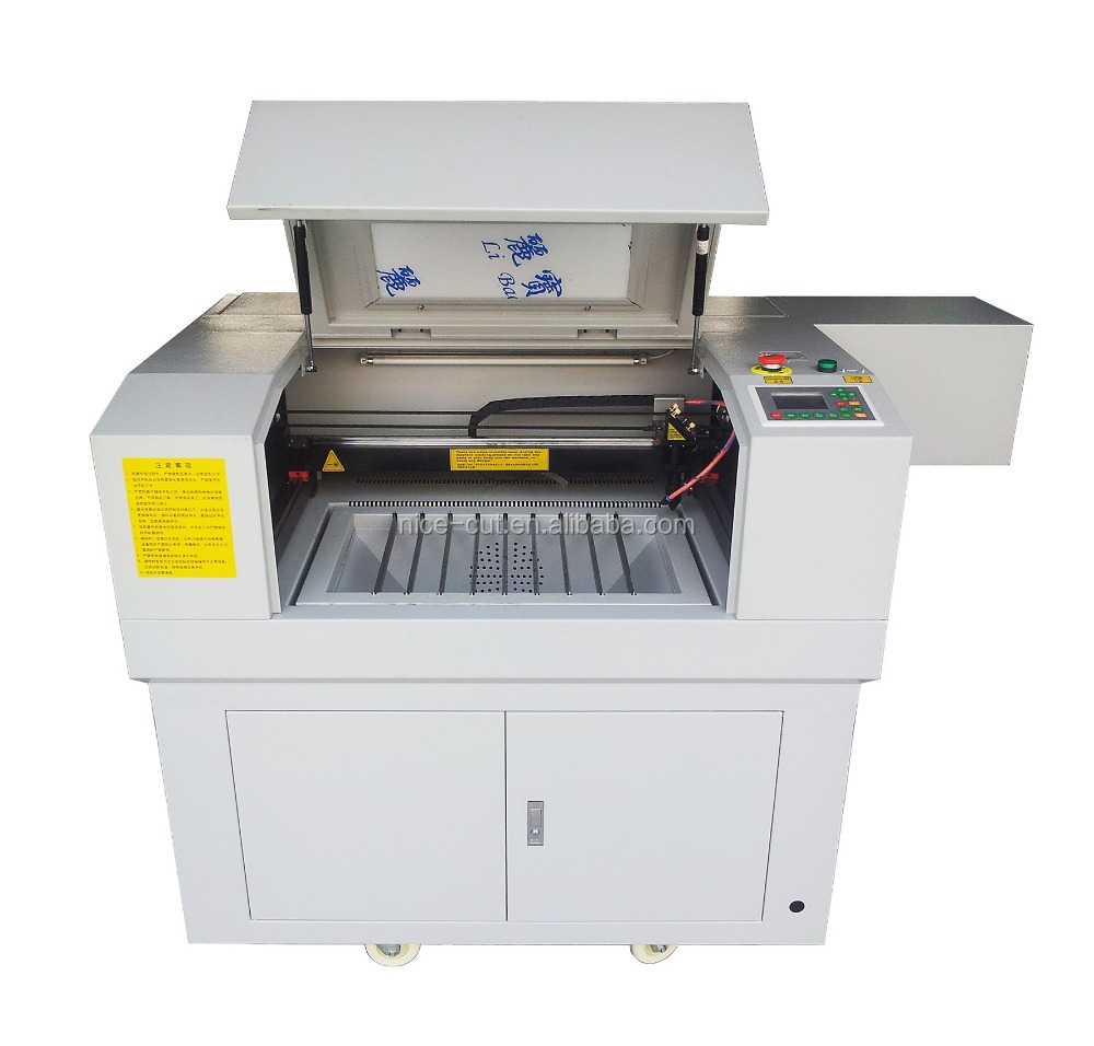 NC-4060 paper card laser cutting bed ceramic tile CNC Laser Cutting Machine Price