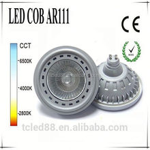 Hot sale silver mr16 1w led spot light