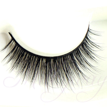 fluffy thiick 3D mink fur lashes false strip eyelashes premium mink eyelashes factory wholesale