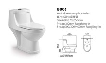 /B801 Eco Fresh Bowl Clip Toilet Bowl Air Freshener Portable Shower Toilet Cistern
