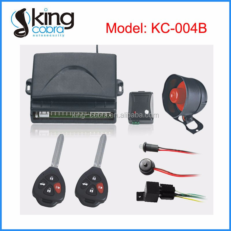 PKE Engine Start Stop Push Button System
