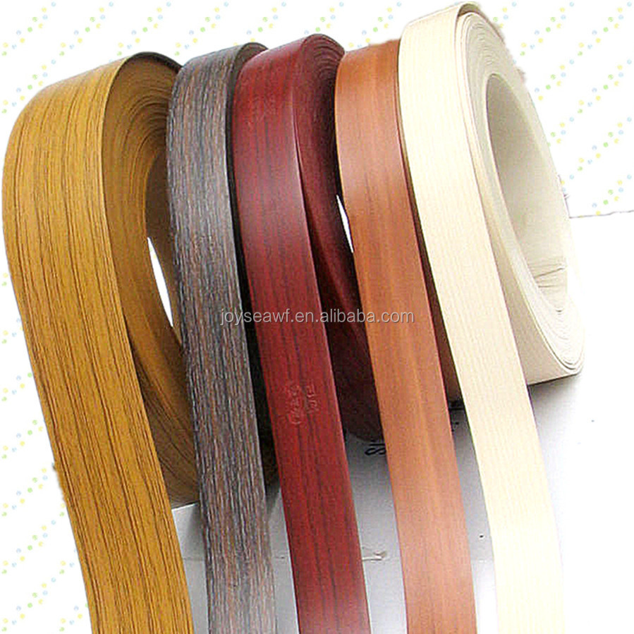 Plastic pvc kitchen cabinet shelf edge banding buy for Abs trimming kitchen cabinets
