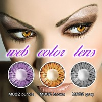 magic colored with various designs China supplier for contact lens