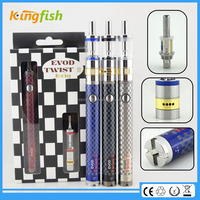 New starter kit airflow control ecig caravela mod for china wholesale