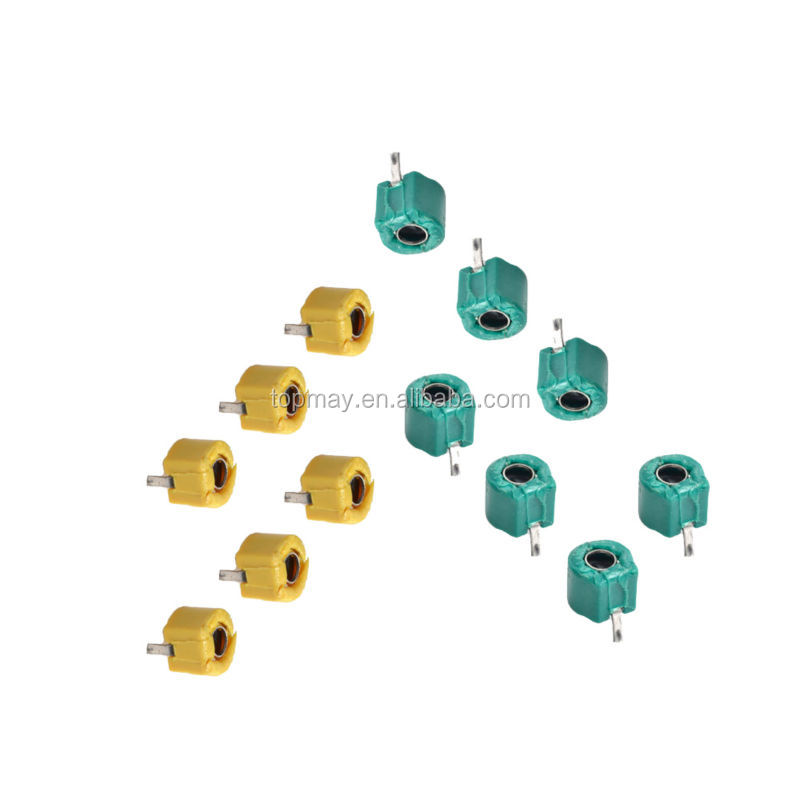 Variable Ceramic Trimmer Capacitor for Crystal Filters