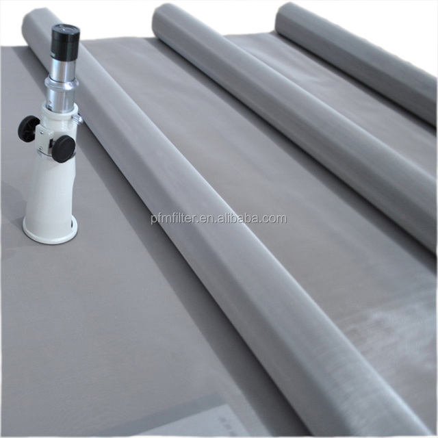 Stainless Steel woven Wire Mesh For Food Filter