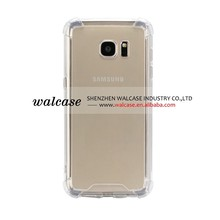 For Samsung Galaxy S7 Edge Armor Case Clear