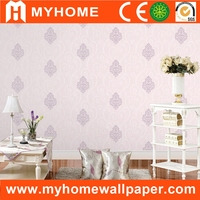 european style 3d embossed wallpaper pvc wall covering