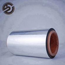 heat insulation aluminum foil laminated roll film aluminum foil pet candy packing film