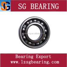 Radial internal clearance Open Caged Crankshaft Bearing 6206 C3
