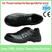 Factory directly cheapest men's steel toe SF19007-5L industrial safety shoes