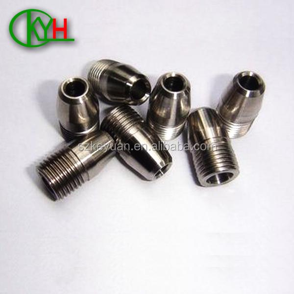 Hot sale customized cnc turning pen parts