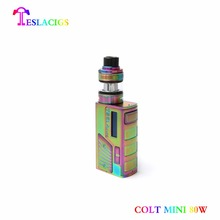 Hot product electronic cigarette Colt mini 80W from Teslacigs manufactuer