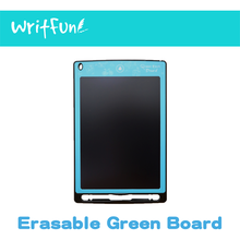 High quality 8.5 inch erasable lcd writing board kids drawing board memo pad