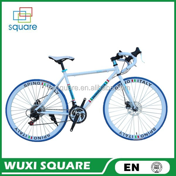 Factory direct selling adult 700C sport bicycle road bike with color choice