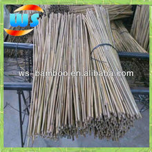 High quality bamboo flower stick for sale 105cm x12-14mm