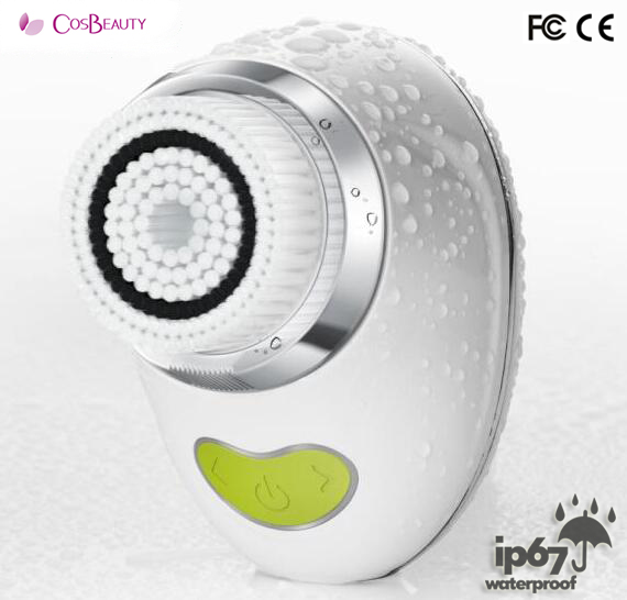 CosBeauty CB-012 4D Electric Sonic Facial Brush Care For Exfoliating And Massage