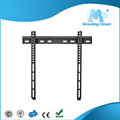 fixed tv wall mount for 32-55 inches screens with loading capacity 30kg/66lbs