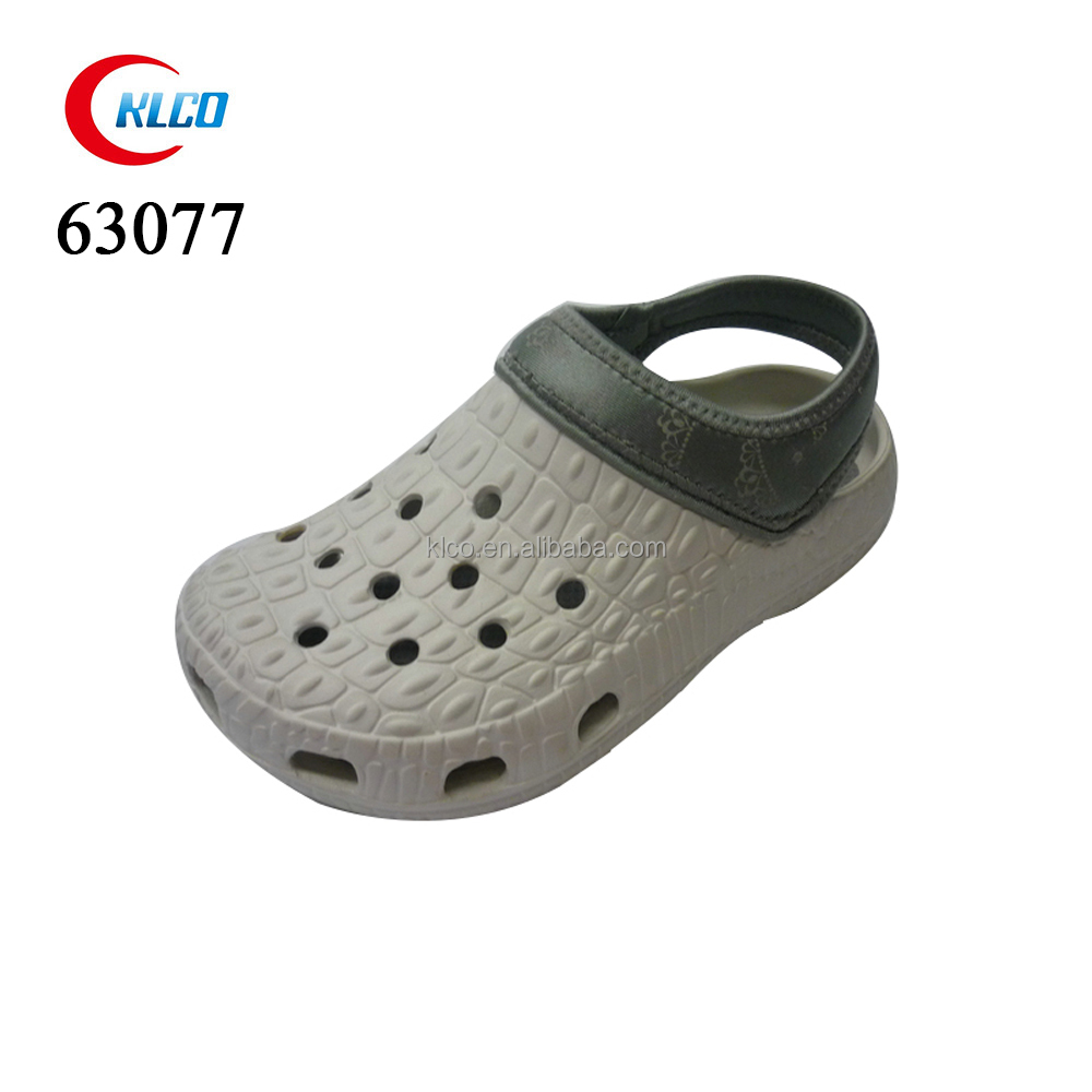 New style fashion anti-slip EVA garden clog sandal