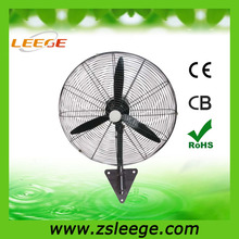 2018 decorative electric wall fans 18'' standing metal blade ceiling fan