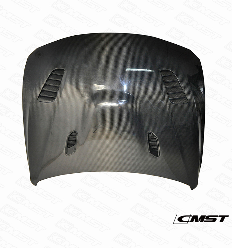 2012-2019 CARBON FIBER ENGINE COVER HOOD BONNET FOR BMW F30 F35