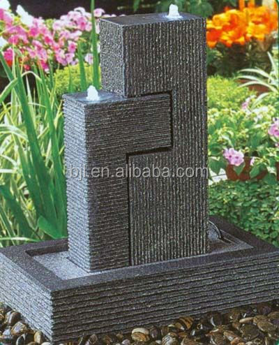 mano tallar piedra jardn fuente de agua de piedra moderno escultura al aire libre