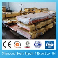c1100 c10300 c12200 thick copper sheet for roofing copper roof sheet