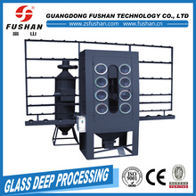 hot sale & high quality glass frost machine with best price