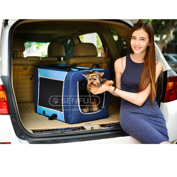 Portable and foldable dog pet product