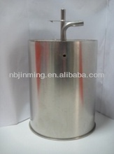 welded cold tank/water cooler dispenser parts