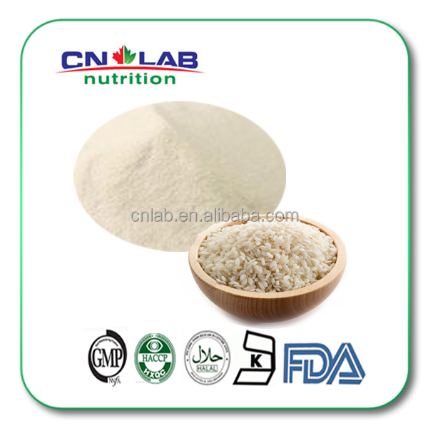 Organic Enzymolysis Rice Protein for Rice Protein Food Nutrition Supplement