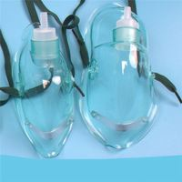 High quality PVC transparent types of oxygen mask cannula for Adult/Child