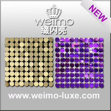Innovative Dazzling melamine decorative wall covering panel