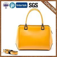 China Customization Genuine Leather Latest Designs Lady Handbag Customized Hobo Bag