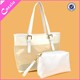 Waterproof Beach Bag Tote Set Body Transparent Beach Bag for Lady Underwear Printing Beach Bag