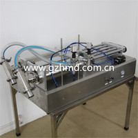 bleach bottling machine,bleach filling machine,bleach piston filler
