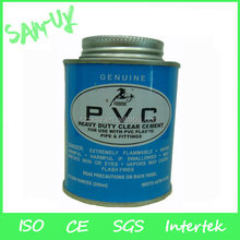 PVC CPVC Pipe Cement Solvent Adhesive Cement