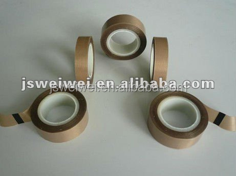 Fiberglass tape self adhesive ptfe dots