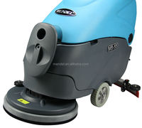 Mendel MB55 automatic hand held electric floor scrubber for hotel