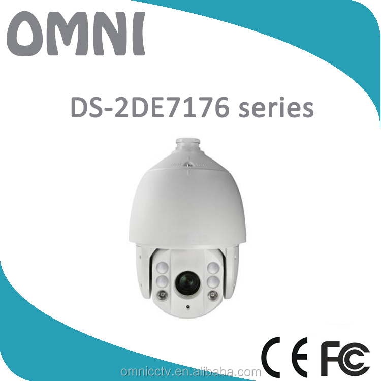 DS-2DE7176 series 1.3MP Speed Dome HIKVISION CCTV Camera