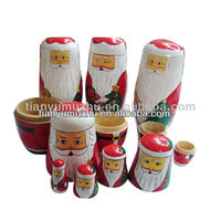 wholesale popular wooden christmas craft supplies
